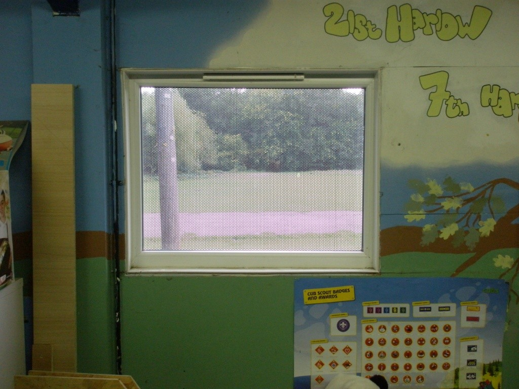 H. Anti Vandal Window Screens