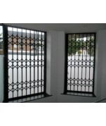 F. Retracting Security Gate Grilles S1000 and S1001