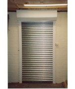 C. S75 Galvanised Steel Roller Shutters